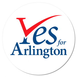 Yes for Arlington virtual button